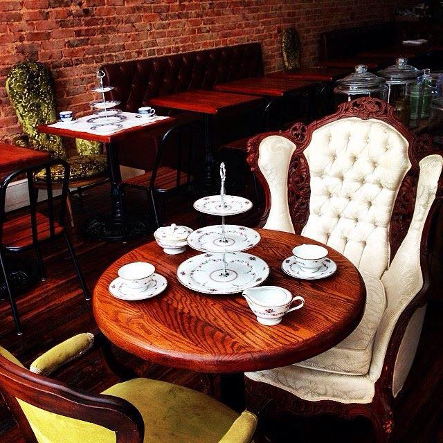 Tipple + Rose Tea Parlor Offers a Refuge From Routine. And Your ...