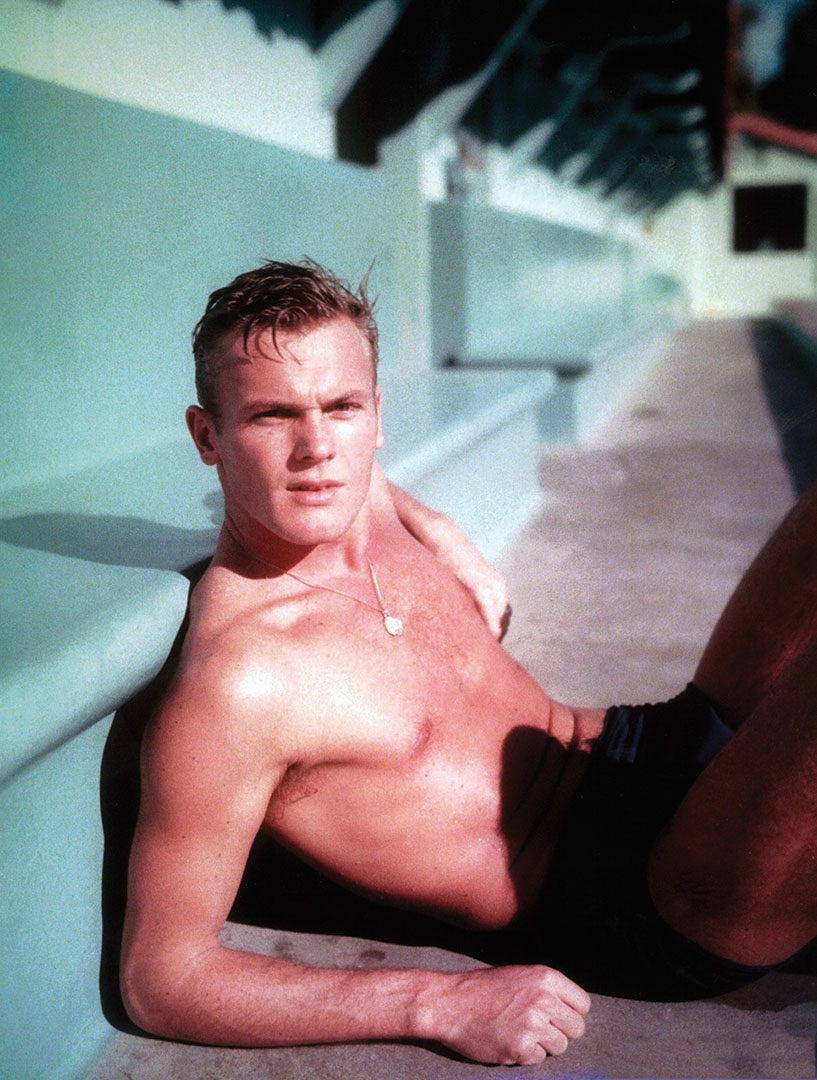 Actor tab hunter pictures at home.