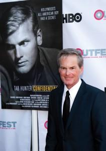 Doc producer and Hunter's longtime partner Allan Glaser.