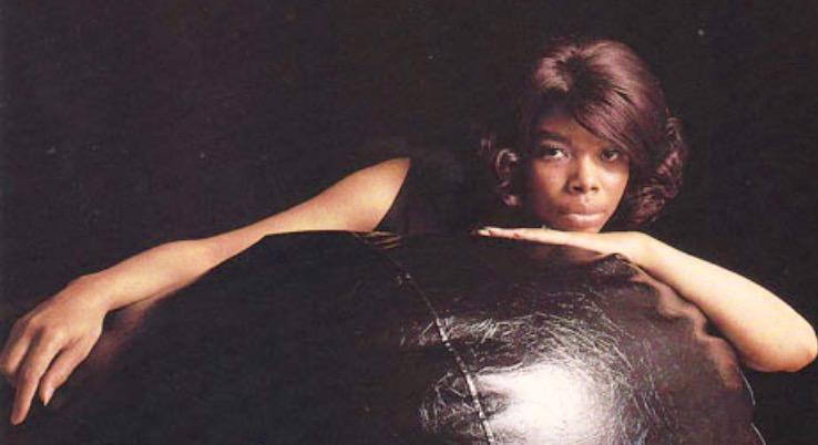 Millie Jackson in 1972.