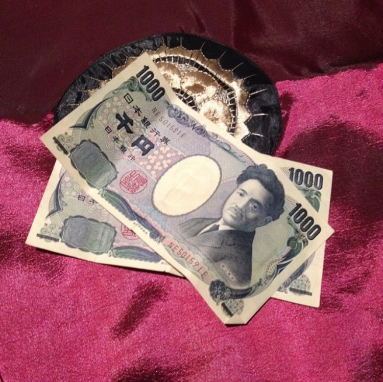 """It's only about 20 bucks #Yen"""