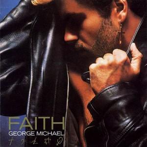 GeorgeMichaelFaithAlbumcover