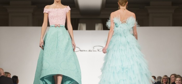 Forward Arts Foundation - Saks Fifth Avenue Fashion Show and Luncheon Featuring Oscar de la Renta