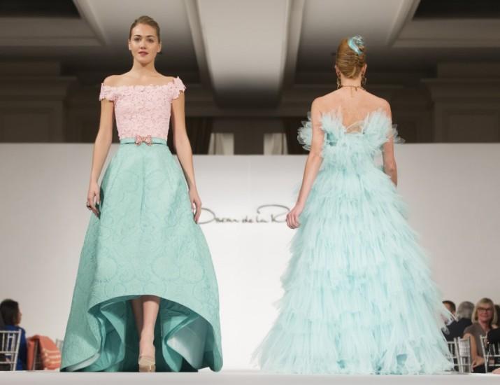 Forward Arts Foundation - Saks Fifth Avenue Fashion Show and Luncheon Featuring Oscar de la Renta
