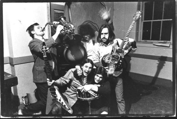 The Hampton Grease Band