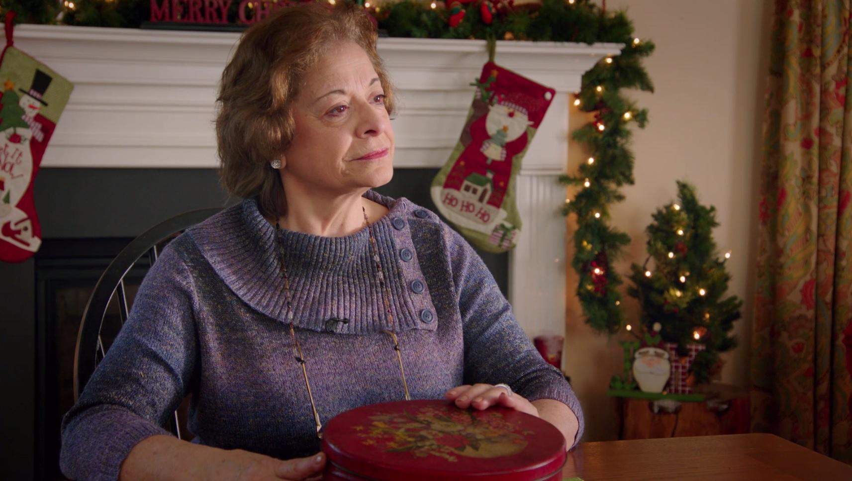 Susan Shalhoub Larkin Steals The Fruitcake In Topher Payne's 'Broadcasting Christmas'