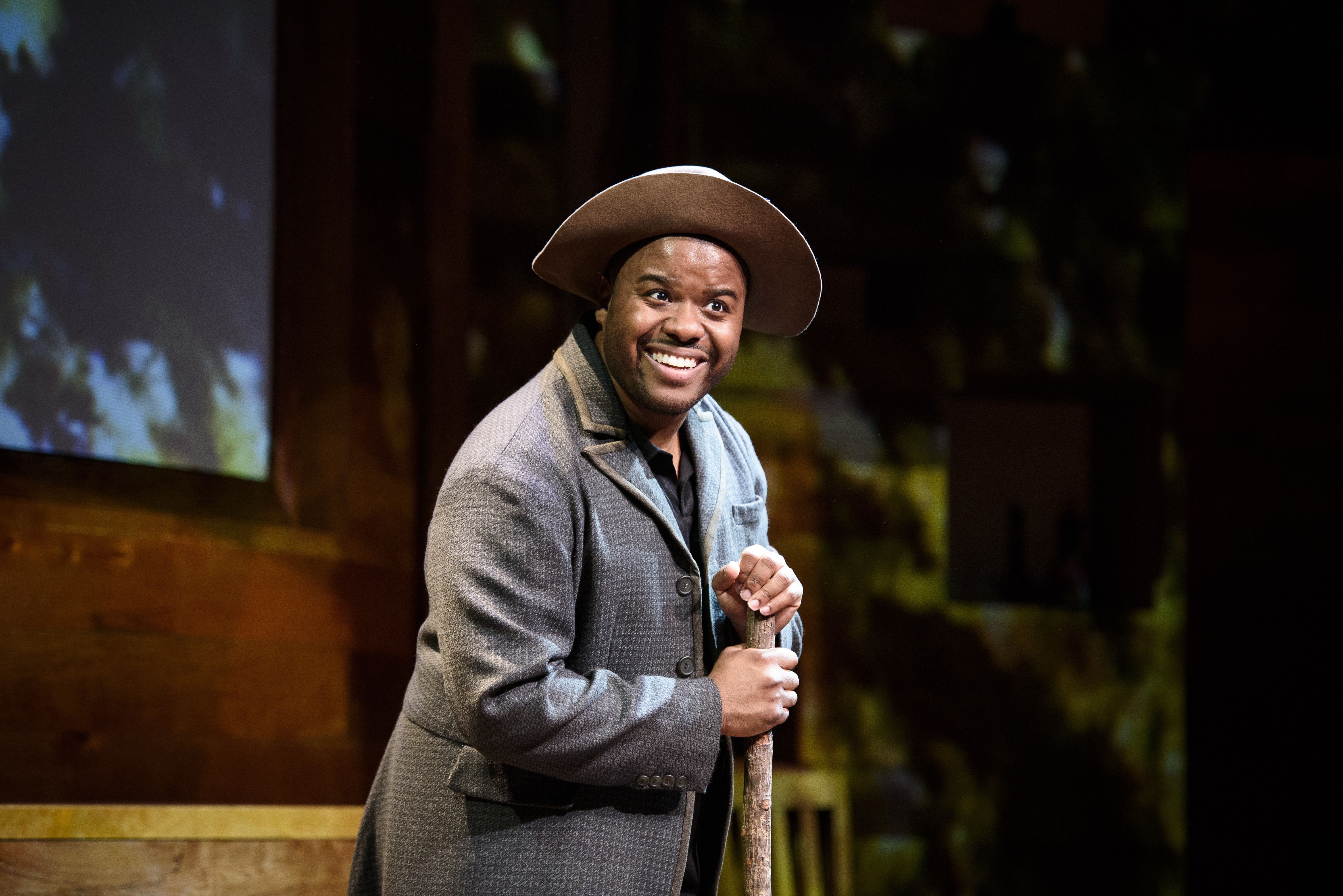 In 'The Magic Negro,' Mark Kendall Uses Comedy to Smash Stereotypes