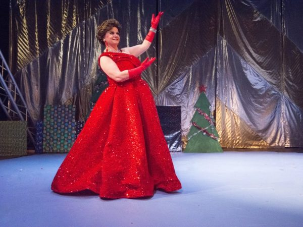 'Christmas' in April: For Out Front Theatre, the Show Goes On Online During COVID-19