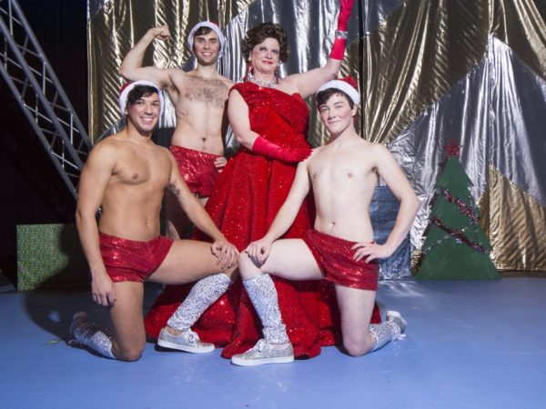 Everything's Coming Up CHAOS in 'The Ethel Merman Disco Christmas Spectacular!'
