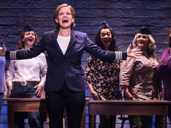 'Come From Away' Cast Members Meet the People Who Inspired Their Roles