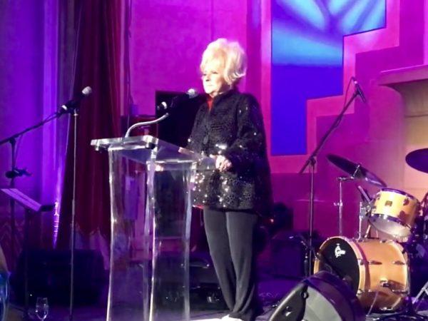 VIDEO: Brenda Lee Receives Inaugural Georgia Legend Award