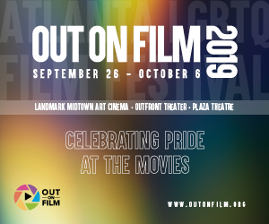 Out on Film 2019 - Atlanta's LGBTQ Film Festival