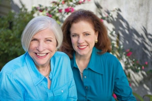 Nathalie Dupree and Cynthia Stevens Graubart Dish on 30 Years of Favorite Stories & Recipes