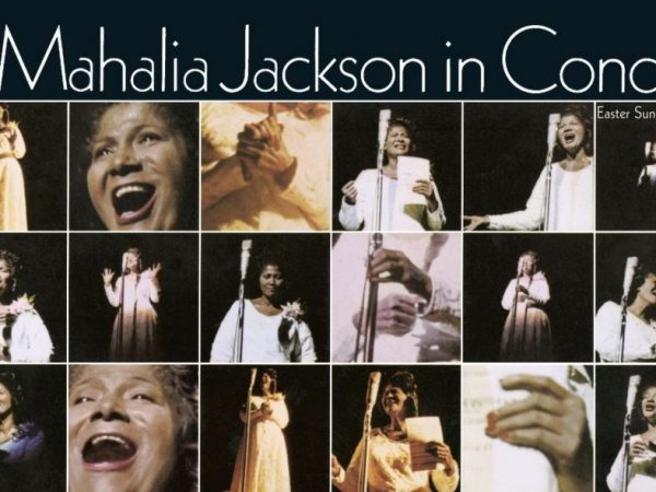Tunes For These Times, 'Mahalia Jackson in Concert, Easter Sunday, 1967'