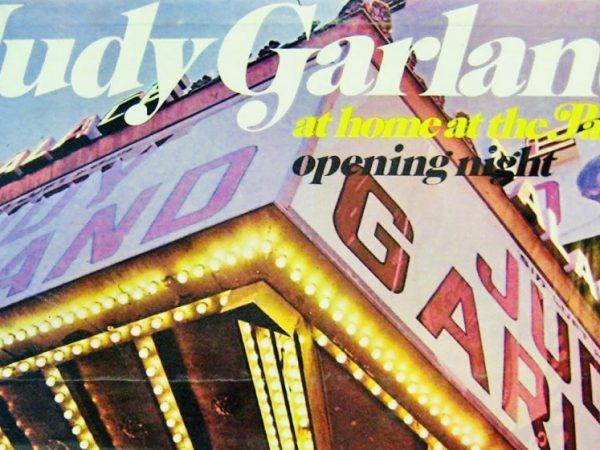 "Tunes For These Times: Judy Garland, ""At Home At The Palace,"" 1967"